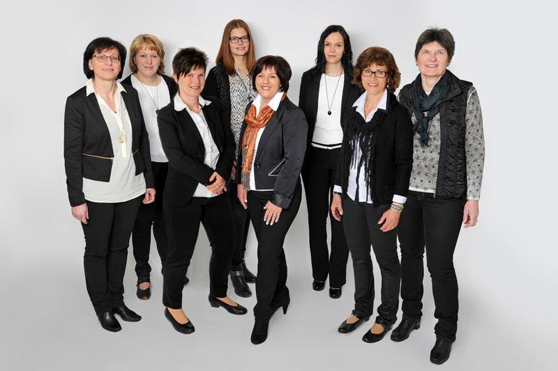 Das Team von Schmuck Uhren Eder-Ausim